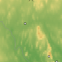 Nearby Forecast Locations - Enontekio Nakkala - Mapa