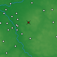 Nearby Forecast Locations - Mińsk Mazowiecki - Mapa