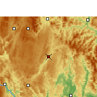 Nearby Forecast Locations - Libo - Mapa