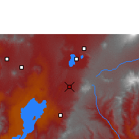 Nearby Forecast Locations - Irgalem - Mapa