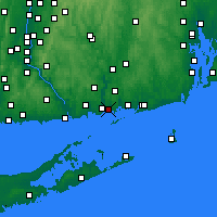 Nearby Forecast Locations - Groton - Mapa