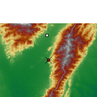 Nearby Forecast Locations - Agustín Codazzi - Mapa